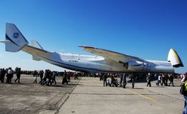 An-225 Mriya Photos stock