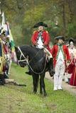 225ste Verjaardag van de Overwinning in Yorktown Royalty-vrije Stock Fotografie