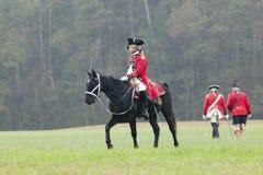 225th Anniversaire de la victoire chez Yorktown, Photographie stock