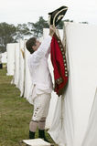 225th Anniversario della vittoria a Yorktown Fotografia Stock