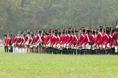 225th Anniversary of the Victory at Yorktown Stock Image