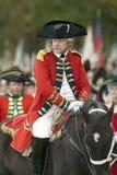 225th Jahrestag des Sieges bei Yorktown Stockbild