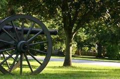 墓地国家的gettysburg 免版税库存图片