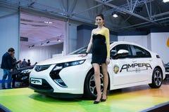 22nd Intl. Motor Show in Bratislava, Slovakia 2012 Stock Photos