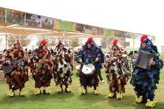 23 2012 cyrkowych marszów wykonują solarus Obraz Stock