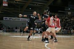 23 29 aab Aarhus gf handball Zdjęcie Stock