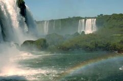 23 cataratas Obraz Royalty Free