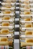 23 elettronici Fotografia Stock