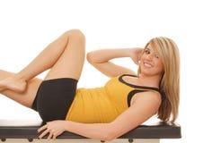 23 fitness dziewczyny zdrowia fizycznego Zdjęcia Royalty Free