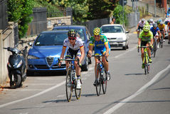 23° International Women's Tour of Italy Royalty Free Stock Images