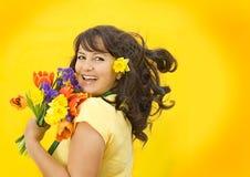 23 kwiatów Obraz Royalty Free