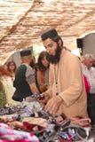 23. Mai: Moslemisches Festival 23. Mai 2011 im mertola Stockfotos