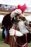 23 march2012 zwierzęcy Bahrain cyrka przedstawienie solarus Fotografia Royalty Free