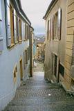 23 miast stare lusterka Zdjęcia Royalty Free