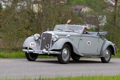 230 1937 benz samochodowych Mercedes roczników Obraz Royalty Free