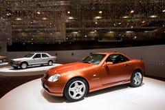 230 benz Mercedes slk Zdjęcie Royalty Free