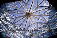 230 Skylight Stock Photo