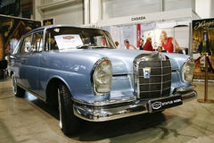 230s benz Mercedes w111 Obrazy Royalty Free