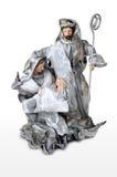 234 narodzenie jezusa Fotografia Stock