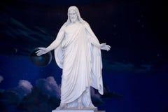 238 standbeeld van Jesus-Christus Royalty-vrije Stock Afbeeldingen
