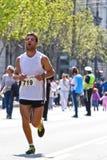 24ème Marathon 2011 de Belgrade. Photos libres de droits