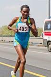 24ème Marathon 2011 de Belgrade. Images libres de droits