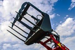 24个农业详细资料设备 图库摄影