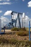 24个油井 免版税库存照片