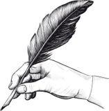 24 łęku ręki jpg ilustracja wektor