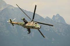 24 Πολεμική Αεροπορία mi ρω&sigma Στοκ Εικόνα