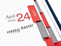 24-ое апреля стоковая фотография rf