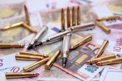 24 пушки злодеяния Стоковое Изображение RF