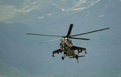 24 русского mi Военно-воздушных сил Стоковые Изображения
