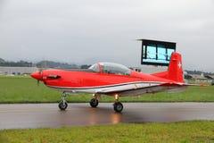 24 2010 airshow emmen июль Стоковое Изображение RF
