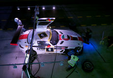 24 2012年迪拜dunlop时数种族 图库摄影
