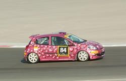 24 2012 race för dubai dunloptimmar Arkivbild