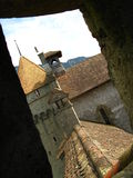 24 chillon de замка Стоковые Фотографии RF