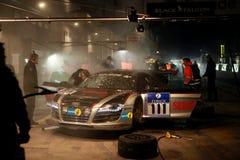24 corse Nuerburgring di ora Fotografie Stock Libere da Diritti