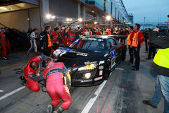 24 het Ras Nuerburgring van het uur Royalty-vrije Stock Afbeeldingen