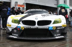 24 HOUR RACE NUERBURGRING BMW Stock Photography