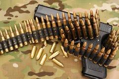 24 militarnego materiału Obrazy Stock