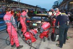 24 raças Nuerburgring da hora Fotografia de Stock