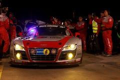 24 raças Nuerburgring da hora Foto de Stock