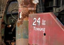 24 remolques de la hora Foto de archivo