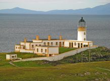 24 skye de point de neist Image stock