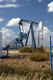 24 szybu naftowego Zdjęcia Royalty Free