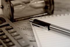 市场规定期限 免版税库存图片