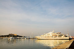 242 Antibes Obraz Royalty Free