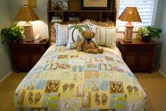 2439 sypialni dzieci Fotografia Royalty Free