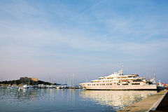 244 Antibes Obrazy Royalty Free